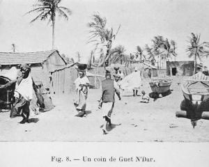 Un coin de Guet N'Dar.