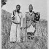 Capitans de l'expédition. James et Souédi, l'homme-canon.