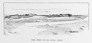 The fort of El Oual Hadj.