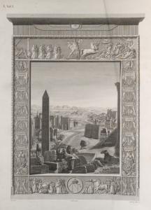 Description de l'Égypte : ou, Recueil des observations et des recherches qui ont été faites en Égypte pendant l'expédition de l'armée française.