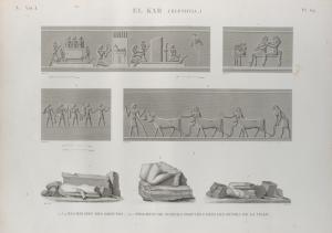 Description de l'Égypte: ou, Recueil des observations et des recherches qui ont été faites en Égypte pendant l'expédition de l'armée française