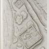 Denderah [Dandara] (Tentyris). Plan topographique des ruines.