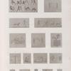Heptanomide. Beny Hasan [Beni Hasan]. Bas-relief et peintures de divers hypogées.