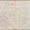 Plate 105: Map bounded by West 57th Street, Sixth Avenue, West 52nd Street, Eighth Avenue