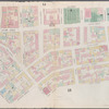 [Plate 14: Map bounded by Canal Street, Mott Street, Cross Street, Mulberry Street, Chatham Street, Pearl Street, Elm Street.]