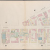 [Plate 16: Map bounded by Laight Street, Canal Street, Church Street, Thomas Street, West Broadway, Franklin Street, Varick Street.]