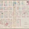 [Plate 17: Map bounded by Laight Street, Varick Street, Franklin Street, West Broadway, Thomas Street, Hudson Street, Duane Street, West Street.]