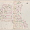 [Plate 55: Map bounded by Charles Street, 4th Street, West Washington Place, Sixth Avenue, Cornelia Street, Bleeker Street, Commerce Street, Hudson Street, West 10th Street, Bleeker Street.]
