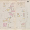 [Plate 79: Map bounded by East 47th Street, East River, East 42nd Street, Second Avenue.]