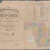 [Volume 3 Index Map.]