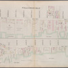 Plate 1: Map bounded by North 12th Street, 1st Street, North 5th Street, Wythe Street, North 3rd Street, 1st Street, South 7th Street, East River]