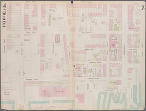 [Plate 7: Map bounded by Pierrepont Street, Henry Street, Pacific Street, Buttermilk Channel.]