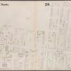 Plate 29: Map bounded by Joralemon Street, Fulton Street, Smith Street, Atlantic Avenue, Hoyt Street, Bergen Street, Court Street]