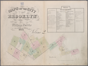 [Volume 2 Index Map.]