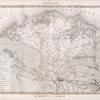 Basse Égypte. Carte hydrographique de la Basse Égypte.