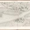 Environs du Kaire [Cairo]. Plan paticulier de l'île de Roudah, du Vieux Kaire et de Gyzeh [Jîzah].