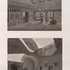 Alexandrie [Alexandria]. Vues perspectives intérieures d'une maison particulière.