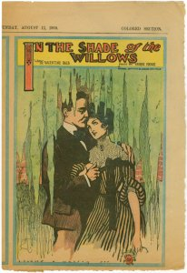In the shade of the willows / words by Valentine Dale, music by George Meade.