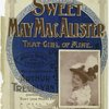 Sweet May MacAlister, or, That girl of mine