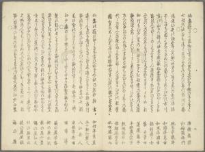 Zô Sanshôshi kyôka = Verses Presented to Sanshô.