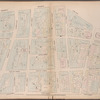 Plate 6: Map bounded by Broadway, Park Row, Spruce Street, Gold Street, Liberty Street