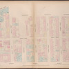 [Plate 9: Map bounded by Greenwich Street, Barclay Street, College Place, West Broadway, Reade Street, Broadway, Vesey Street.]