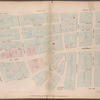 [Plate 4: Map bounded by Liberty Street, Maiden Lane, South Street, Old Slip, William Street, Exchange Place, Broad Street, Nassau Street .]