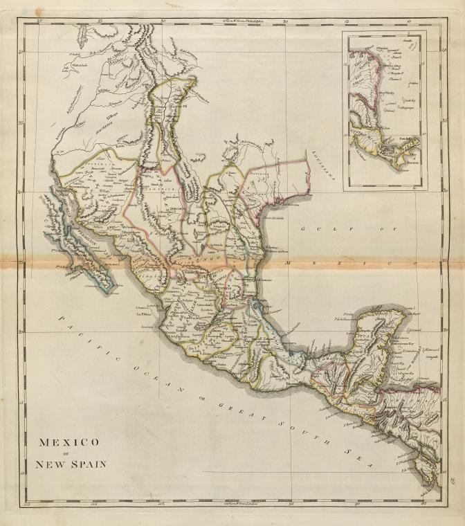 Mexico of New Spain.