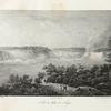 2nd Vue des chûtes du Niagara.