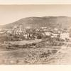 [General view of the outskirts of Jerusalem.]