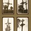 Kr. Raseiniu kapuose. Kr. Pagramancio kapuose is 1897 m. Taurages ap.  Kr. Pagramancio kapuose, Taurages ap.  Kr. Prie vieskelio kazakausciznos lakuose is 1882 m. Vidukle, Raseiniu ap.