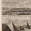 Dorp Saksawa ;  Ruinen van de Stadt Kohm.