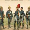 Germany, Bavaria, 1896-1900.