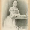 Alwine Ohm, geb. su Hannover am 30 März 1847.