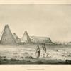 Pyramids at Gibel el Birkel.