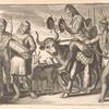 [Natives dancing.]