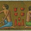Ancient Egypt. [Egyptian pottery].