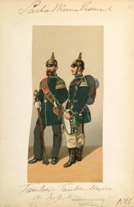 Germany, Saxe-Weimar Eisenach, 1842-1902