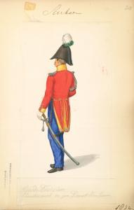 Germany, Saxony, 1832