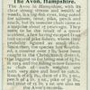 The Avon, Hampshire.