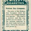 Hudson Bay Company.
