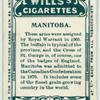 Manitoba.
