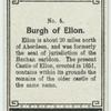Burgh of Ellon.