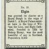 Elgin.