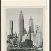 General View: Lower Manhattan - Brooklyn Bridge - Wall Street