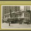 Broadway - 90th Street, southwest corner