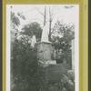Joseph Rodman Drake's monument