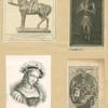 Jeanne d'Arc. -- Armor & portraits in armor.