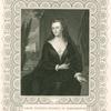 Sarah Jennings. [Duchess of Marlborough]