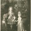 James, Prince of Wales and Princess Louisa